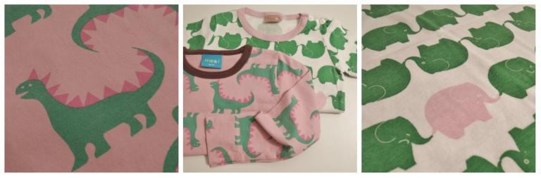 rosa tröja meandi