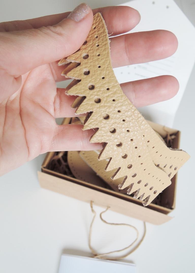 shoe making kit