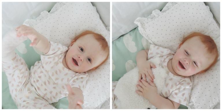 baby linné