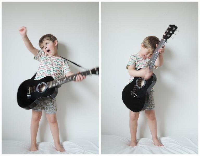 lennon gitarr