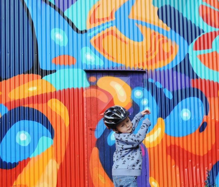graffiti borrby