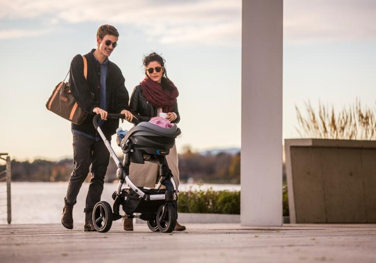 travel system babyskydd