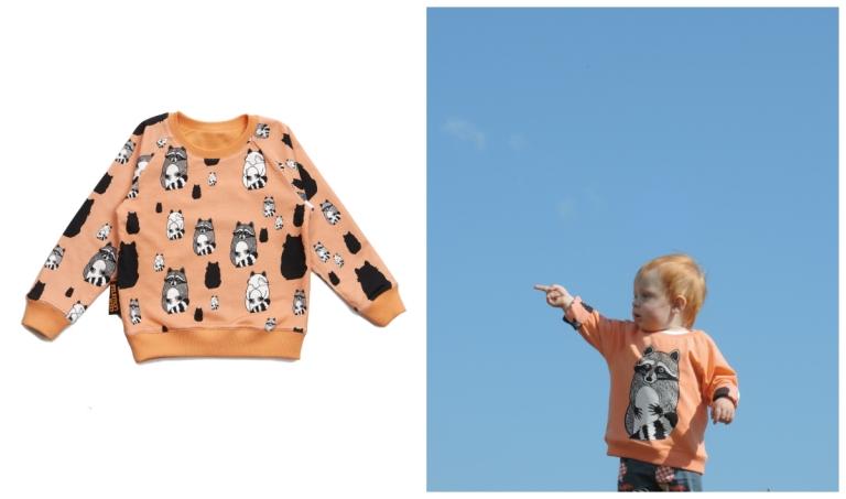 reversible sweatshirt