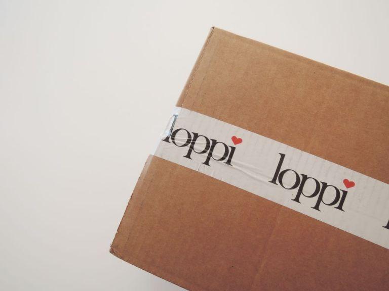 loppi blogbag