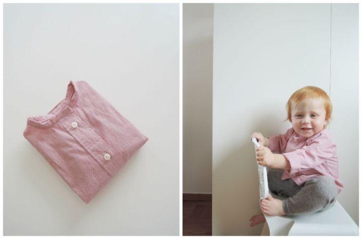 barnskjorta